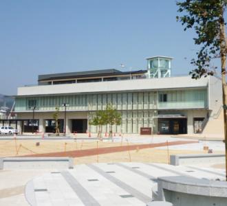 大船渡市防災観光交流センター